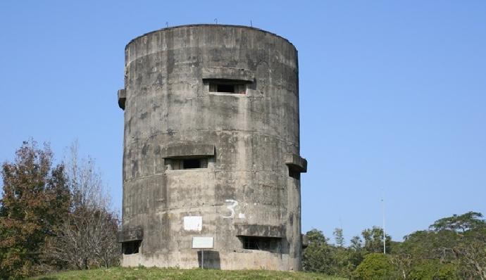 大肚山碉堡